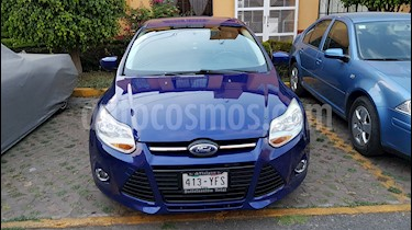 Ford Focus Hatchback SE Sport Aut usado (2012) color Azul precio $131,500