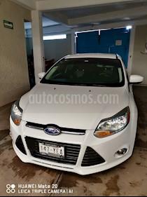 Ford Focus Hatchback SE Sport Aut usado (2012) color Blanco precio $108,000
