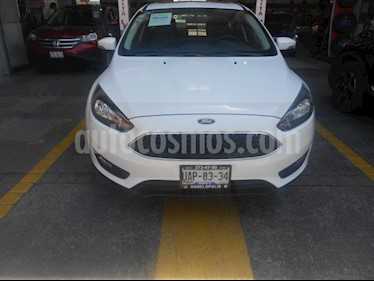 Foto venta Auto usado Ford Focus Hatchback SE (2016) color Blanco precio $235,000