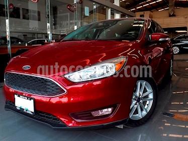 Foto venta Auto usado Ford Focus Hatchback SE (2016) color Rojo Racing precio $235,000