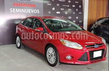 Foto venta Auto usado Ford Focus Hatchback SEL Aut (2012) color Rojo precio $147,000