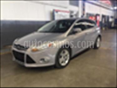 Foto venta Auto usado Ford Focus Hatchback Trend Aut (2014) color Plata precio $180,000