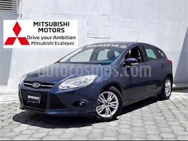Foto venta Auto usado Ford Focus Hatchback Trend Aut (2014) color Azul Prusia precio $164,900