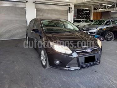 Ford Focus Hatchback Trend Aut usado (2014) color Negro precio $149,000