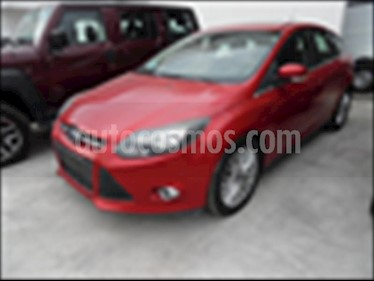 Foto venta Auto usado Ford Focus Hatchback Trend Aut (2014) color Rojo precio $154,000