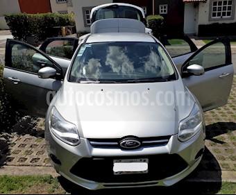 Ford Focus Hatchback Trend Sport Aut usado (2014) color Plata Estelar precio $146,500