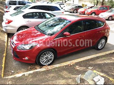 Foto Ford Focus Hatchback Trend Sport Aut usado (2014) color Rojo Granate precio $145,000