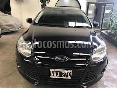 Foto venta Auto usado Ford Focus One 4P 1.6 Ambiente (2014) color Negro precio $390.000