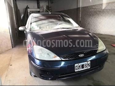 Foto venta Auto usado Ford Focus One 4P 1.6 Ambiente (2008) color Azul Monaco precio $140.000
