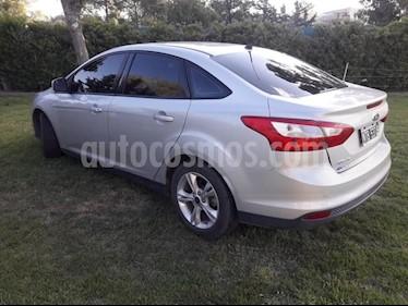 Foto venta Auto usado Ford Focus One 4P 1.6 Ambiente (2014) color Gris Claro precio $410.000
