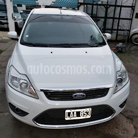 Foto venta Auto usado Ford Focus One 4P Edge 1.6 (2012) color Blanco precio $320.000
