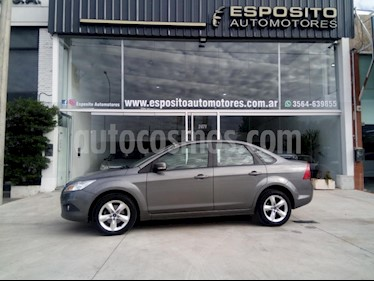 Foto venta Auto usado Ford Focus One 4P Edge 1.6 (2011) color Gris Oscuro precio $275.000