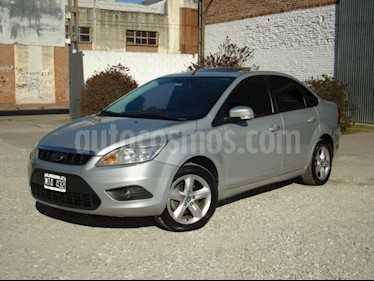 Foto Ford Focus One 4P Edge 1.6 usado (2013) color Gris Claro precio $215.000