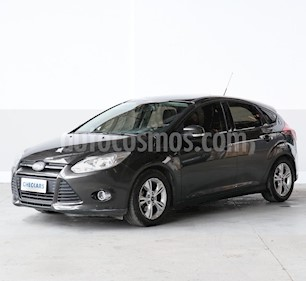 Foto venta Auto usado Ford Focus One 4P Edge 1.6 (2014) color Gris Oscuro precio $490.000