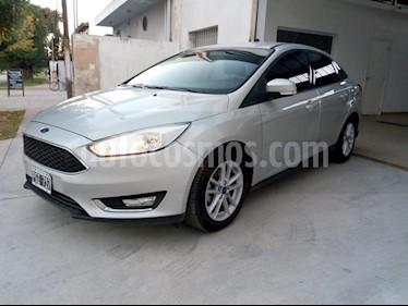 Foto venta Auto usado Ford Focus One 4P Edge 1.6 (2015) color Rojo precio $495.000