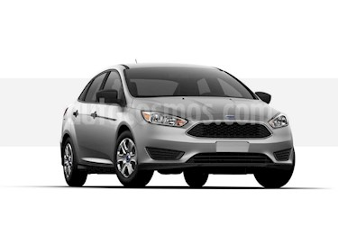 Ford Focus One 4P Edge 1.6 usado (2014) color Gris Claro precio u$s10.633