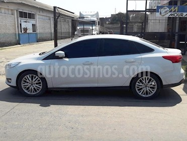 Ford Focus One 4P Edge 1.6 usado (2017) color Blanco precio $720.000