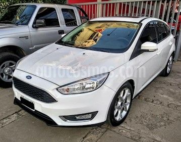Ford Focus One 5P 1.6 Ambiente usado (2016) color Blanco precio $570.000