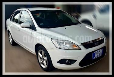 Foto venta Auto usado Ford Focus One 5P 1.6 Edge (2012) color Blanco precio $290.000