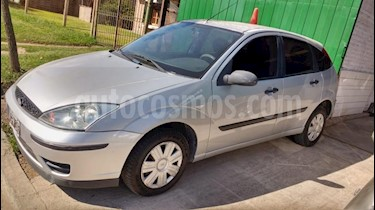 Ford Focus One 5P 1.6 Edge usado (2007) color Gris Claro precio $180.000