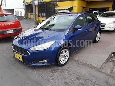 Foto Ford Focus One 5P 1.6 Edge usado (2017) color Azul precio $590.000