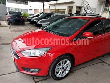 Foto venta Auto usado Ford Focus One 5P 1.6 Edge (2017) color Rojo precio $550.000