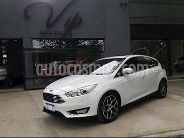 Foto venta Auto usado Ford Focus One 5P Ambiente 1.6 (2016) color Blanco precio $930.000
