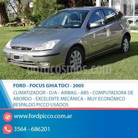 Foto venta Auto usado Ford Focus One 5P Ambiente 1.6 (2005) color Beige precio $188.000