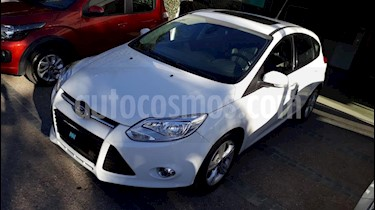 Foto venta Auto usado Ford Focus One 5P Edge 1.6 (2014) color Blanco precio $459.000