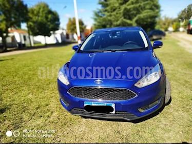 Foto venta Auto usado Ford Focus One 5P Edge 1.6 (2016) color Azul precio $545.000
