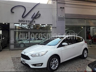 Foto venta Auto usado Ford Focus One 5P Edge 1.6 (2016) color Blanco precio $550.000
