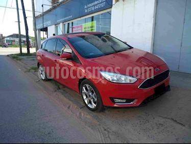 Foto venta Auto usado Ford Focus One 5P Edge 1.6 (2015) color Rojo precio $490.000