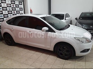 Ford Focus One 5P Edge 1.6 usado (2011) color Blanco precio $370.000