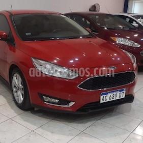 Foto venta Auto usado Ford Focus One 5P Edge 1.6 (2018) color Rojo precio $830.000