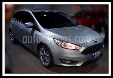Foto venta Auto usado Ford Focus One 5P Edge 1.6 (2015) color Gris Claro precio $565.000