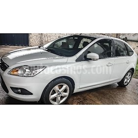 Foto venta Auto usado Ford Focus One 5P Edge 1.6 (2013) color Blanco