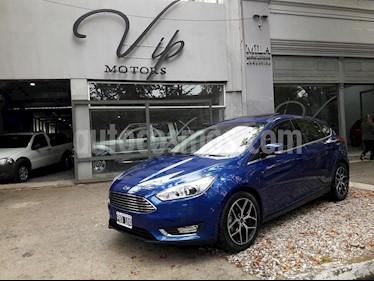 Foto venta Auto usado Ford Focus One 5P Edge 1.6 (2015) color Azul precio $680.000