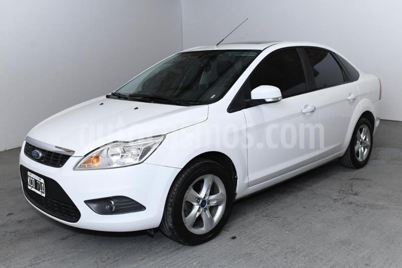 Ford Focus One 4P Edge 1.6 usado (2011) color Blanco precio $495.000