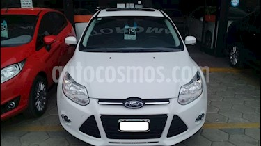 Ford Focus One 5P Edge 1.6 usado (2014) color Blanco precio $780.000