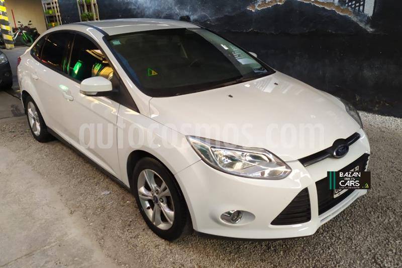 Ford Focus One 4P Edge 1.6 usado (2014) color Blanco precio $850.000