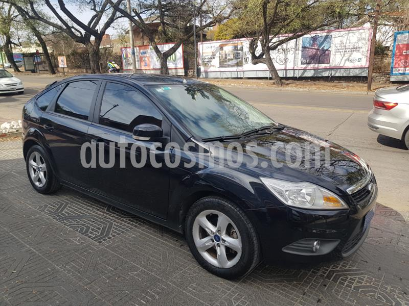 Ford Focus One 5P Edge 1.6 usado (2012) color Negro precio $790.000