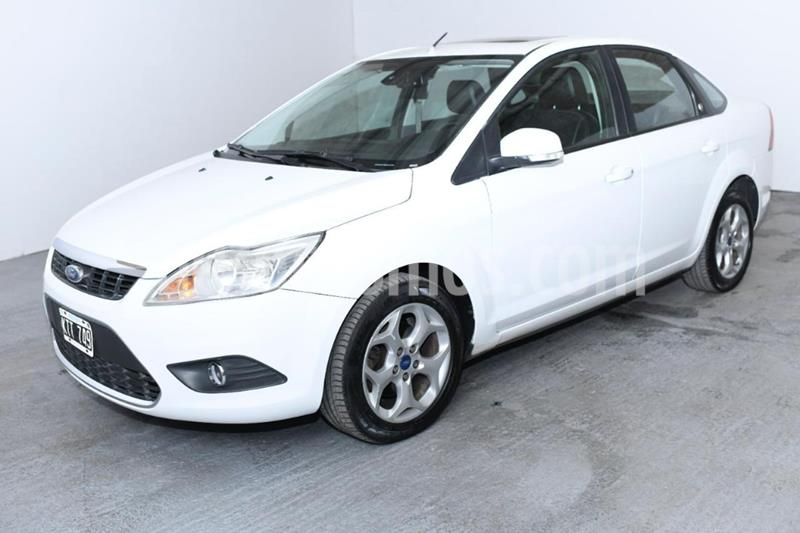 Ford Focus One 4P Edge 1.6 usado (2012) color Blanco precio $530.000