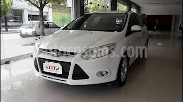 Ford Focus One 5P Edge 1.6 usado (2015) color Blanco precio $590.000