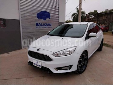 Ford Focus One 5P Edge 1.6 usado (2016) color Blanco precio $1.020.000