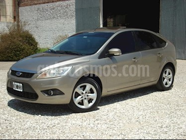 Ford Focus One 5P Edge 1.6 usado (2010) color Beige precio $245.000