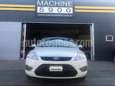 Ford Focus One 5P Edge 1.6 usado (2011) color Blanco precio $395.000