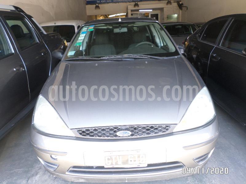 Ford Focus One 5P 1.6 Edge usado (2007) color Gris Oscuro precio $450.000
