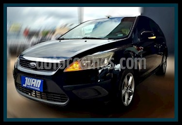 Ford Focus One 5P Edge 1.6 usado (2009) color Negro precio $350.000