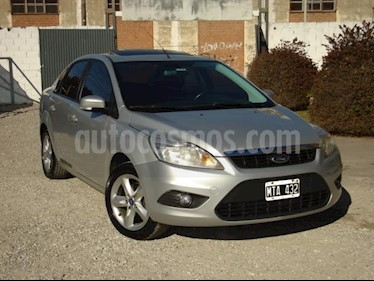 Ford Focus One 4P Edge 1.6 usado (2013) color Gris Claro precio $260.000