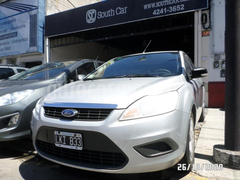 Ford Focus One 5P 1.6 Edge usado (2012) color Gris Claro precio $750.000